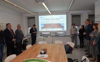 Otwarcie nowej siedziby Centrum Transferu Technologii UR!