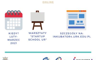 """Już wkrótce rusza """"Startup School UR"""" wmurach Uniwersytetu Rolniczego im.Hugona Kołłątaja wKrakowie!"""