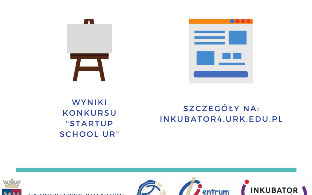 "INCUBATOR OF INNOVATION 4.0 | RESULTS OF THE ""STARTUP SCHOOL UR"" COMPETITION"