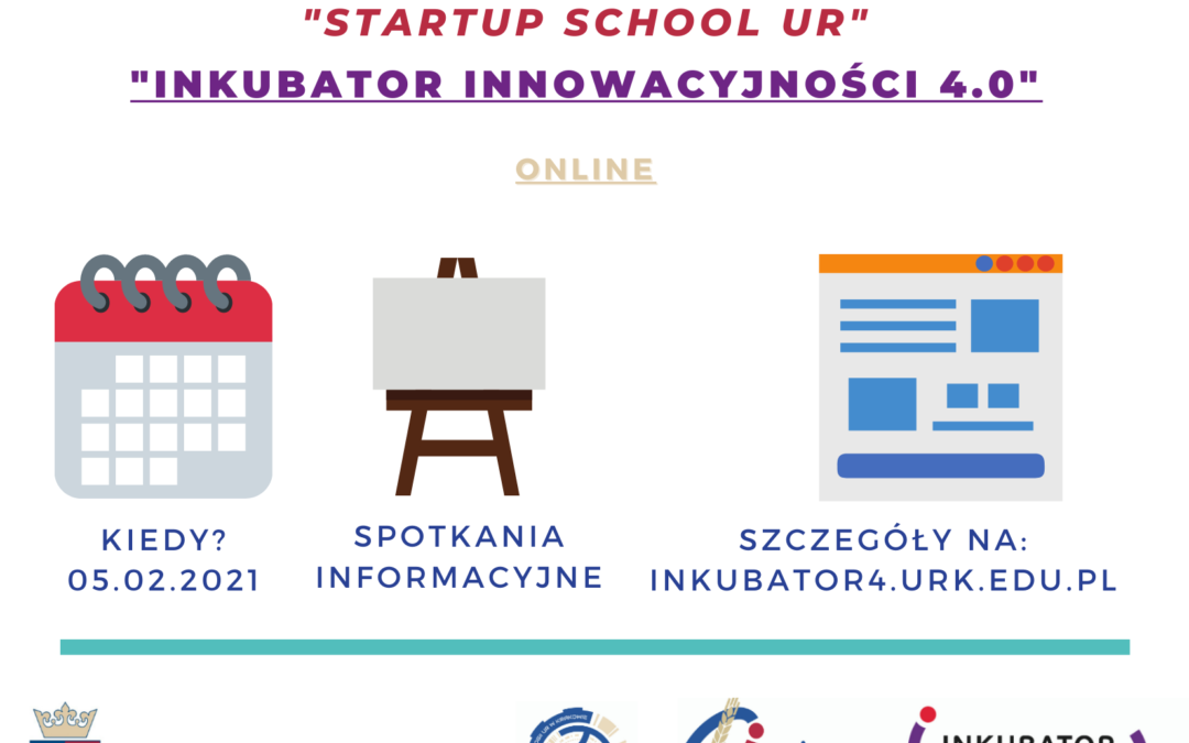 "Information meetings for Team Managers as part of the ""Grant for Innovations – Edition II"" and ""Startup School UR"" competitions"