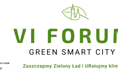 VI Green Smart City Forum – Let's instill a Green Deal and Save the Climate!